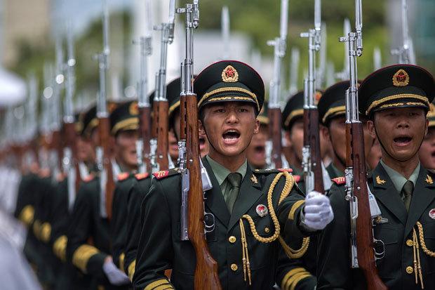 Dân Trung Quốc muốn chiến tranh tổng lực với Mỹ - 2