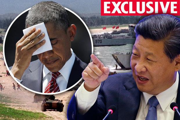 Dân Trung Quốc muốn chiến tranh tổng lực với Mỹ - 1