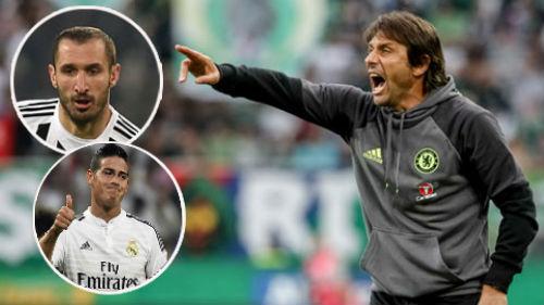 Tin chuyển nhượng 21/8: Chelsea chi 85 triệu bảng cho 2 sao bự - 1