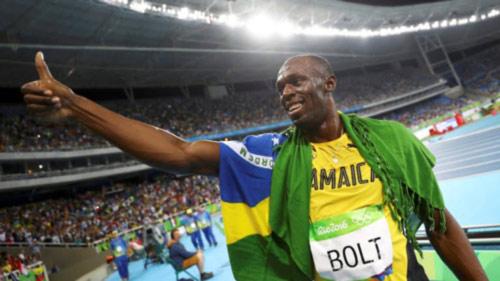 Tốc độ Usain Bolt: Bài toán khó cho các nhà khoa học - 1