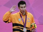Thể thao - Đệ nhất cầu lông Lee Chong Wei: Nỗi tủi hờn Vua về nhì