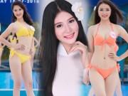 Nét đẹp xuân thì của 3 cô gái vừa bỏ thi Hoa hậu VN