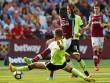 West Ham – Bournemouth: Bước ngoặt thẻ đỏ