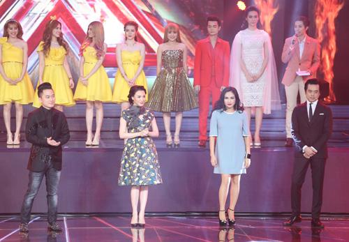"""Cô gái """"cưng"""" của Hồ Quỳnh Hương đăng quang X-Fator - 3"""