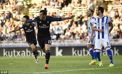 """Chi tiết Sociedad - Real: Bale """"đóng hòm"""" (KT) - 3"""