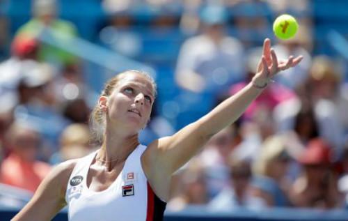 Pliskova - Kerber: Phong độ kinh ngạc (CK WTA Cincinnati) - 1