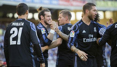 Sociedad – Real Madrid: Đóng thế hoàn hảo - 1