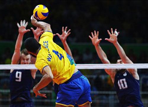 Brazil – Italia: Thần tốc giật Vàng (CK bóng chuyền nam Olympic) - 1