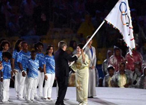 Bế mạc Olympic: Chia tay Rio, chào Tokyo 2020 - 10