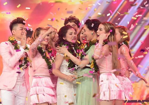 Thanh Lam không phục khi trò cưng Hương Hồ đăng quang X-Factor - 1