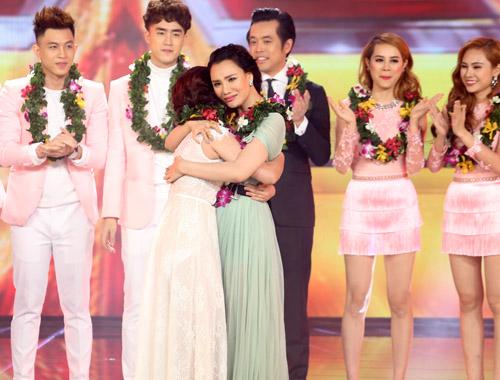 Thanh Lam không phục khi trò cưng Hương Hồ đăng quang X-Factor - 3