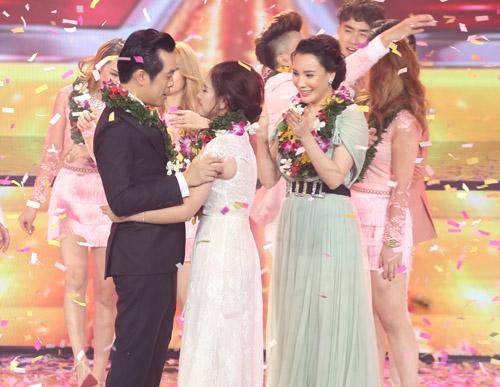 Thanh Lam không phục khi trò cưng Hương Hồ đăng quang X-Factor - 4