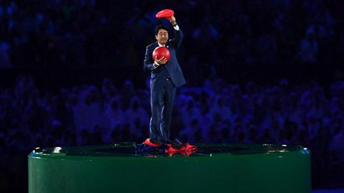 Olympic Rio: Thủ tướng Nhật hóa thân thành Super Mario - 11