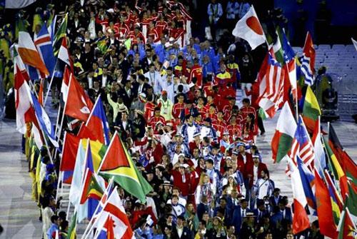 Olympic Rio: Thủ tướng Nhật hóa thân thành Super Mario - 5