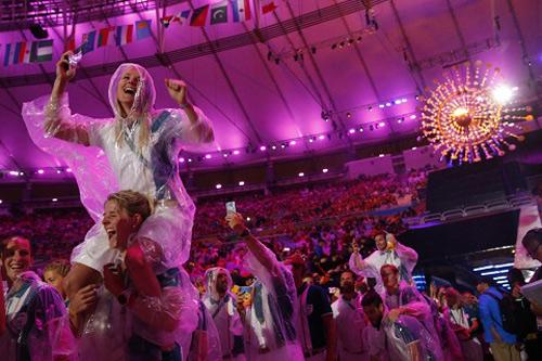 Olympic Rio: Thủ tướng Nhật hóa thân thành Super Mario - 6