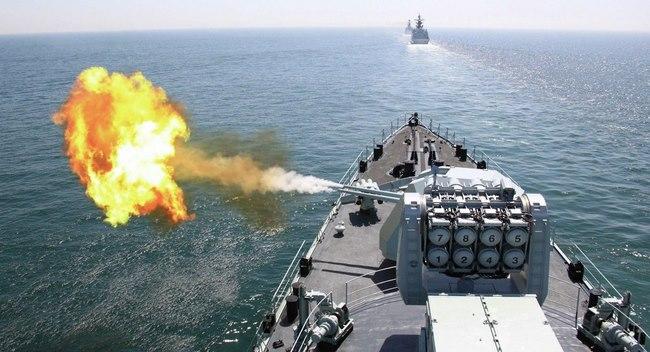 TQ dọa dùng vũ lực nếu Nhật tiến vào Biển Đông - 1
