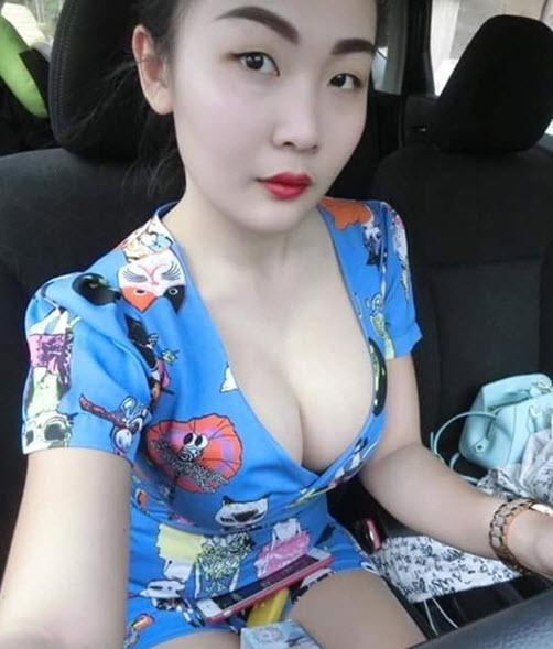 Sốc ảnh ăn chơi của hot girl Thái lạy mẹ nhặt rác - 5