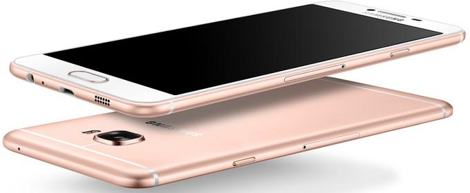 Samsung sắp trình làng mẫu điện thoại Galaxy C9 mới - 1