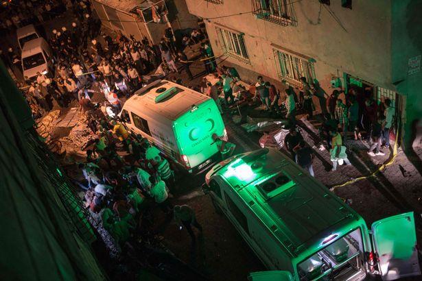 Đánh bom đám cưới Thổ Nhĩ Kỳ: Mồ chôn tập thể 51 người - 5