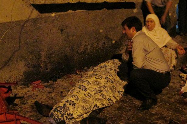 Đánh bom đám cưới Thổ Nhĩ Kỳ: Mồ chôn tập thể 51 người - 6