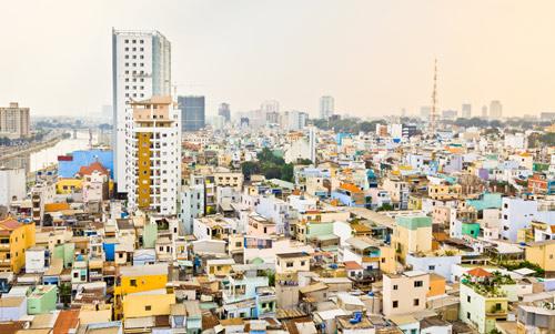 Luxury 6 - Không gian sống xanh giữa lòng thành phố - 1