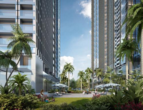 Luxury 6 - Không gian sống xanh giữa lòng thành phố - 2