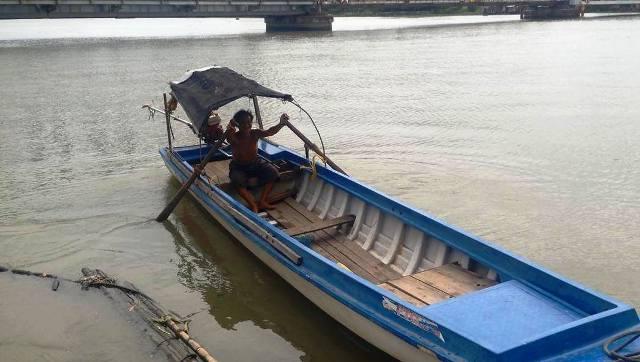 """Nhảy sông Sài Gòn, được khắc tinh """"hà bá"""" cứu sống - 2"""