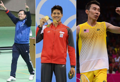 Bảng xếp hạng Olympic ĐNÁ: Thái Lan số 1, Việt Nam số 3 - 1