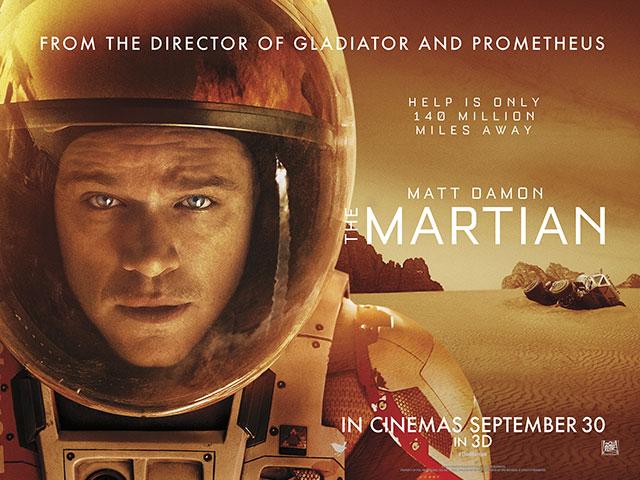 Trailer phim: The Martian - 1