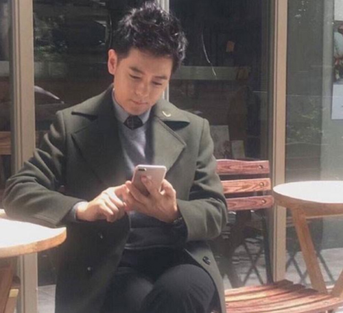HOT: Lâm Chí Dĩnh khoe ảnh trên tay iPhone 7 Plus - 1