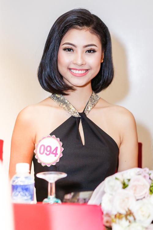 Ngắm top 30 Hoa hậu VN trong lần đầu ra mắt báo chí - 20