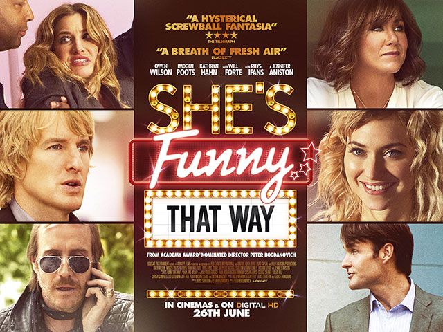 Trailer phim: She's Funny That Way - 1