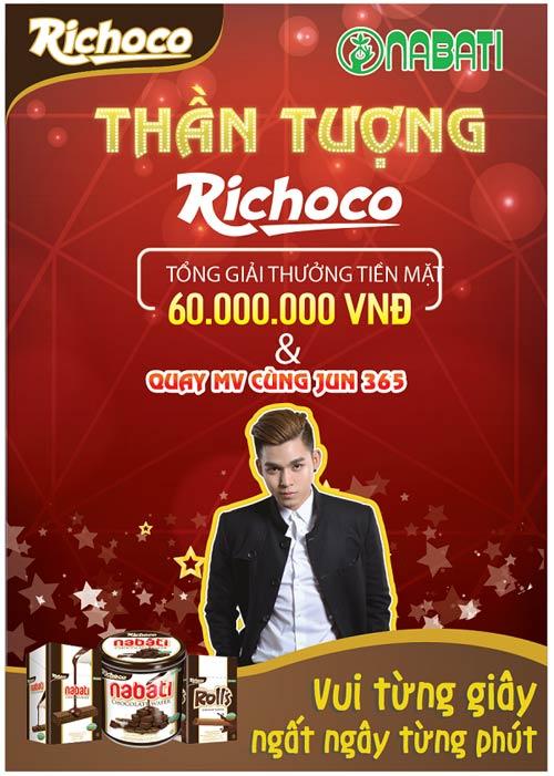 Tỏa sáng cùng Jun 365 với cuộc thi âm nhạc 'Thần tượng Richoco' - 1