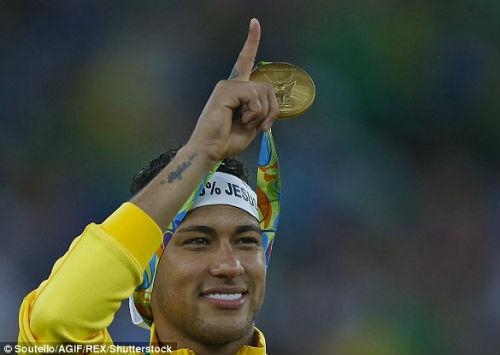 Tấm HCV Olympic sẽ vực dậy nền bóng đá Brazil - 1