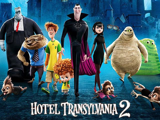 Trailer phim: Hotel Transylvania 2 - 1
