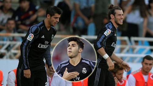Real không Ronaldo, Benzema: Zidane xây tam tấu mới - 1