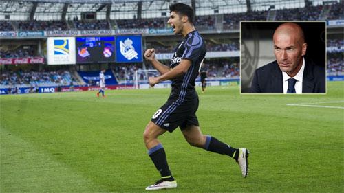 Real không Ronaldo, Benzema: Zidane xây tam tấu mới - 2