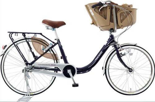 Xe đạp Mini Nhật không mòn theo thời gian - 3