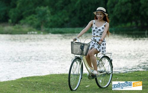 Độc đáo xe đạp, xe máy điện chống nước giá rẻ tại Hà Nội - 5