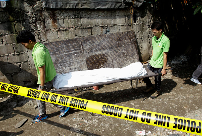7 tuần càn quét ma túy, Philippines giết 1.800 người - 1