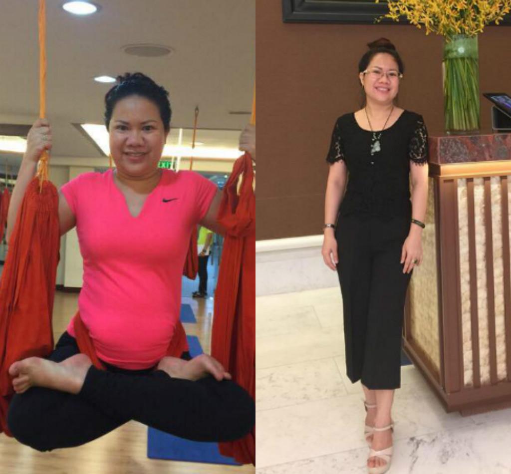 """Hành trình giảm cân của """"chị béo bền vững"""" 14 năm - 1"""