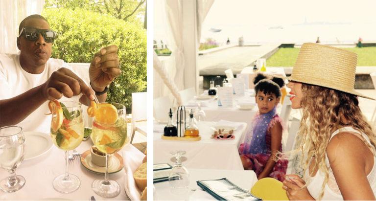 Fashionista thế giới ngả mũ trước nhóc tì 4 tuổi nhà Beyoncé - 4