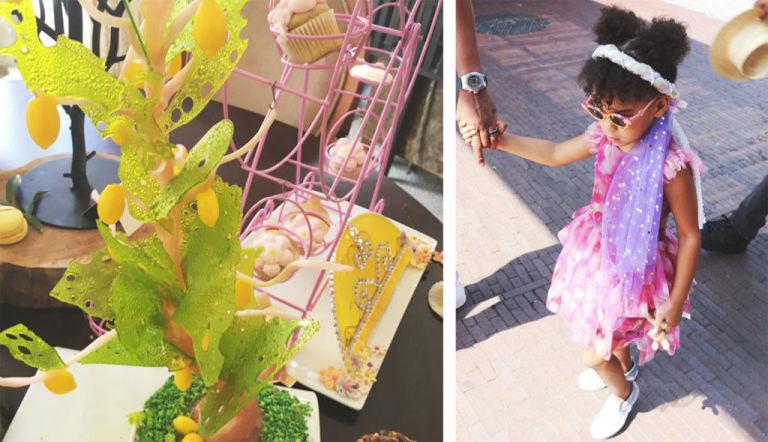 Fashionista thế giới ngả mũ trước nhóc tì 4 tuổi nhà Beyoncé - 5