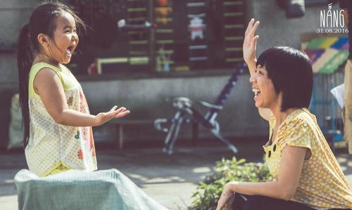 """Thu Trang mệt lả vì khóc cạn nước mắt trong phim """"Nắng"""" - 2"""