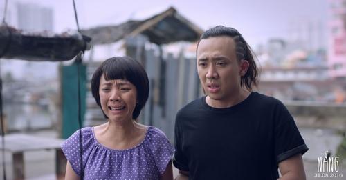 """Thu Trang mệt lả vì khóc cạn nước mắt trong phim """"Nắng"""" - 3"""