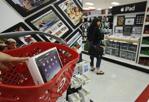 """Nhà bán lẻ Target: Người dùng đang """"chán ngấy"""" Apple - 1"""