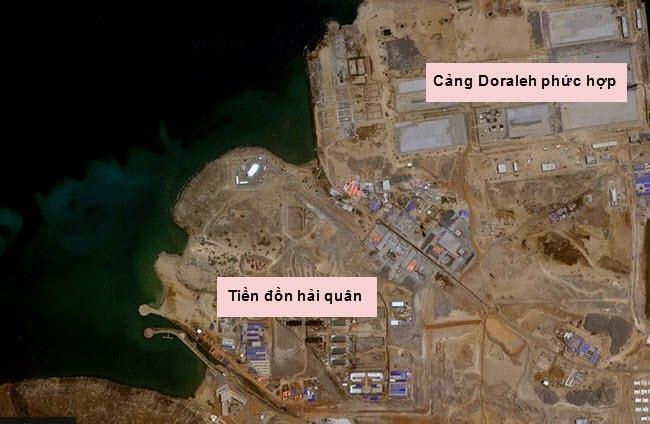 """""""Soi"""" căn cứ quân sự đầu tiên của TQ ở nước ngoài - 2"""