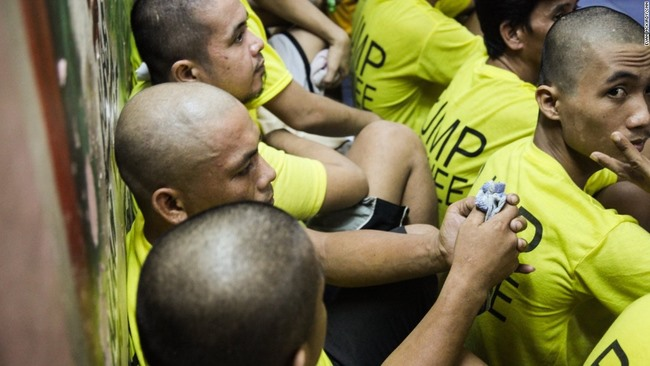 Chuyện nhà tù nhồi nhét khủng khiếp nhất Philippines - 1