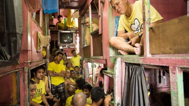 Chuyện nhà tù nhồi nhét khủng khiếp nhất Philippines - 5