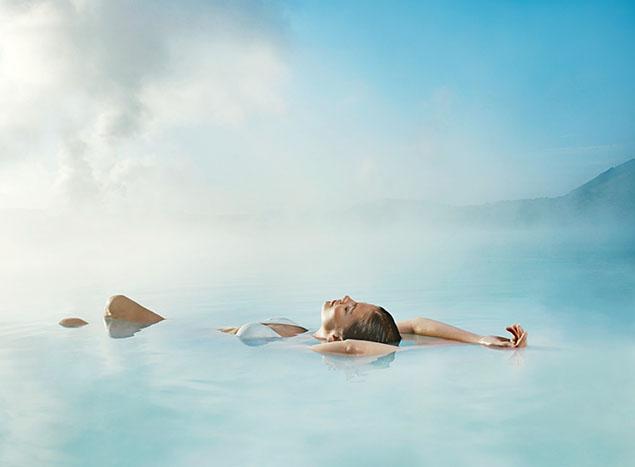 Tắm tiên ở suối nước nóng độc nhất vô nhị trên thế giới - 8